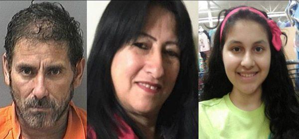 """Asesino afirma tener la """"conciencia limpia"""" tras decapitar a su novia y a su nieta en EEUU (Fotos)"""