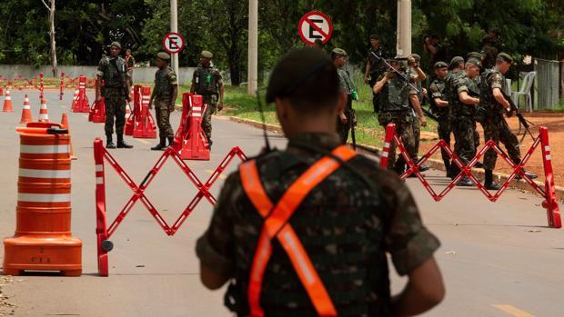 Un plan de guerra para la investidura de Bolsonaro