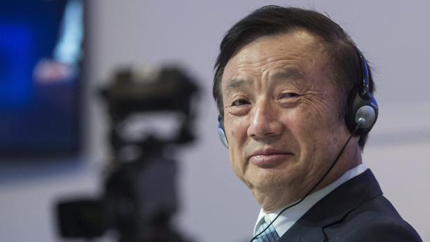 Ren Zhengfei, un militar retirado y multimillonario
