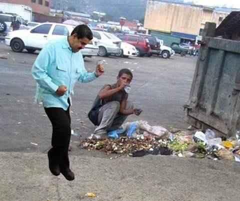 Resultado de imagen para FOTOS DE MADURO BAILANDO
