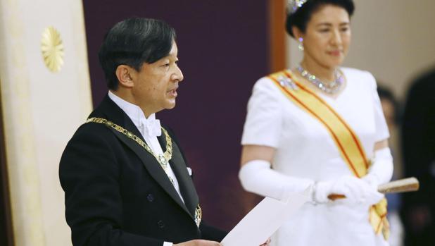 Empieza el reinado de Naruhito, nuevo Emperador de Japón