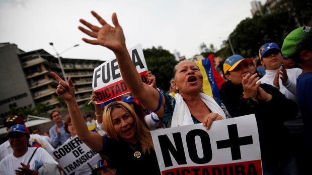 La «Operación Libertad» no es un golpe de Estado