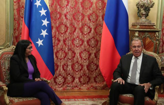 Nada en Concreto: Rusia reitera solidaridad con Venezuela durante visita de Delcy