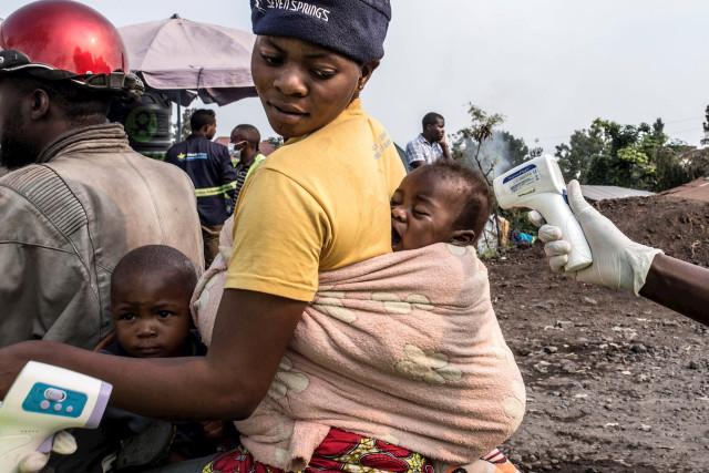 El sarampión mata más que el ébola en el Congo y supera ya los 2.700 muertos