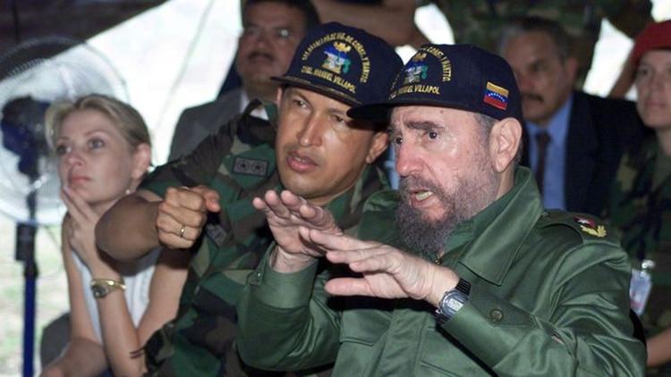 ¡PURA MALDAD! Los acuerdos secretos que revelan cómo Cuba le enseñó al régimen chavista a sofocar la disidencia militar
