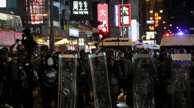 Tres meses de protestas pasan factura a Hong Kong, la capital financiera de Asia