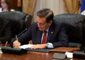 Presidente de Panamá sanciona acuerdo sobre control fronterizo con Costa Rica