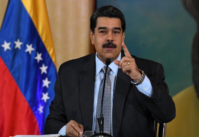 Maduro prometió que esta vez sí va a crear un sistema de pagos con criptomonedas