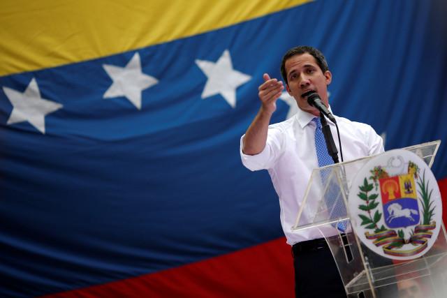 ¿Nobel de la Paz para Guaidó?