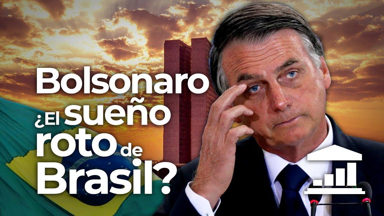 ¿Por qué BOLSONARO está LEJOS de cambiar BRASIL? – VisualPolitik – YouTube