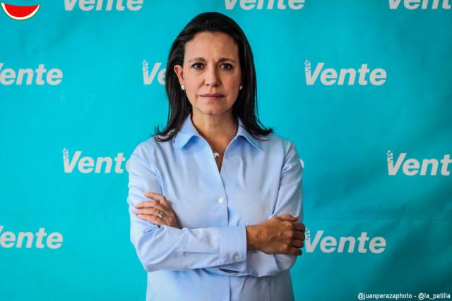 María Corina: Los actores de Ecuador, Chile y Colombia tienen el mismo propósito de desestabilizar