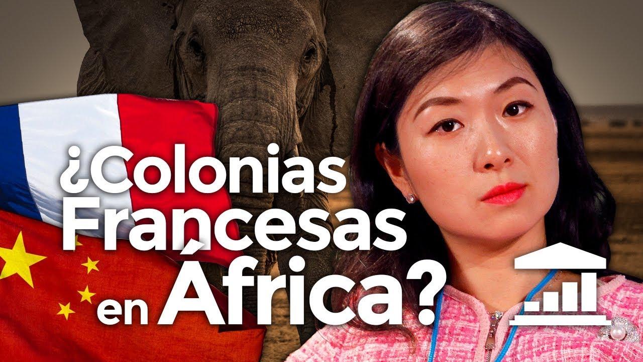 FRANCIA vs CHINA, ¿la GUERRA por ÁFRICA? – VisualPolitik – YouTube