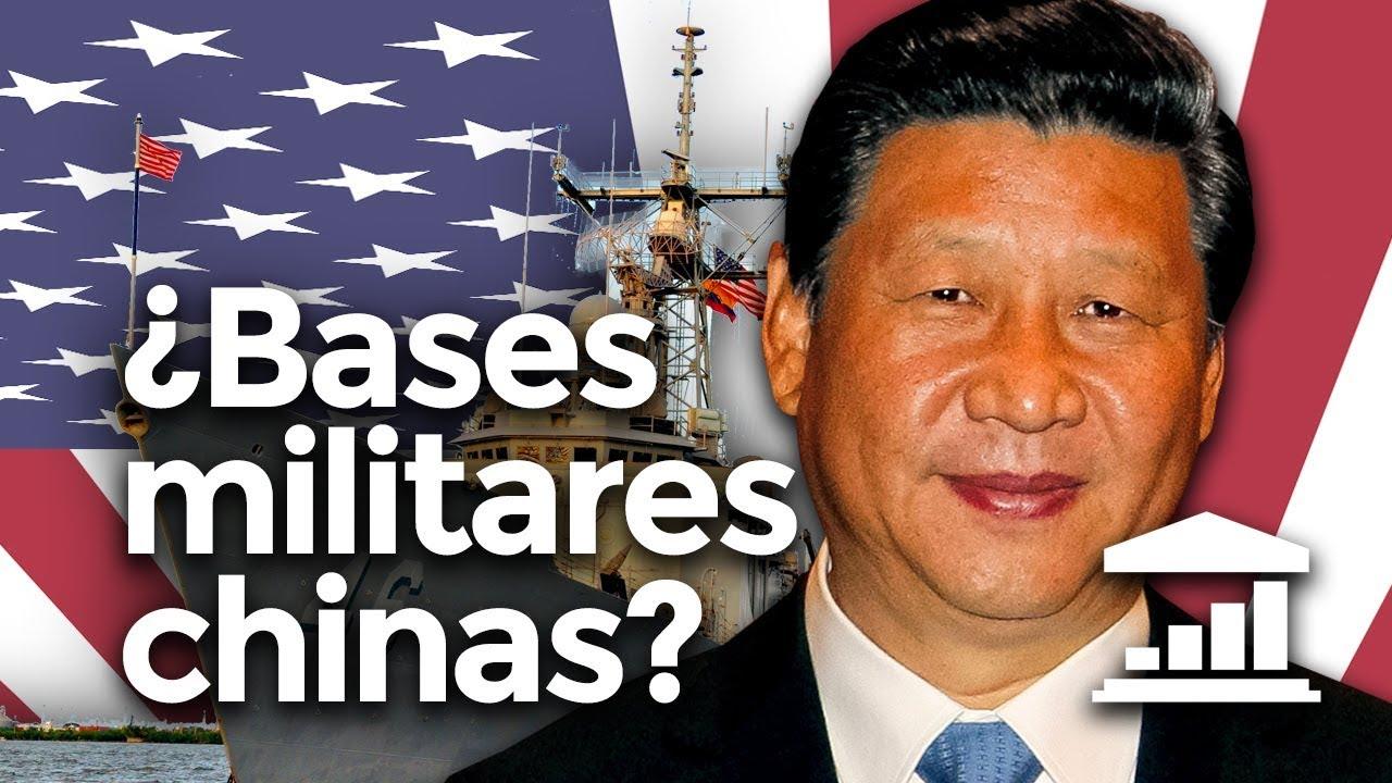 """COLLAR DE PERLAS: el desafío de CHINA al """"IMPERIO AMERICANO"""" – VisualPolitik – YouTube"""