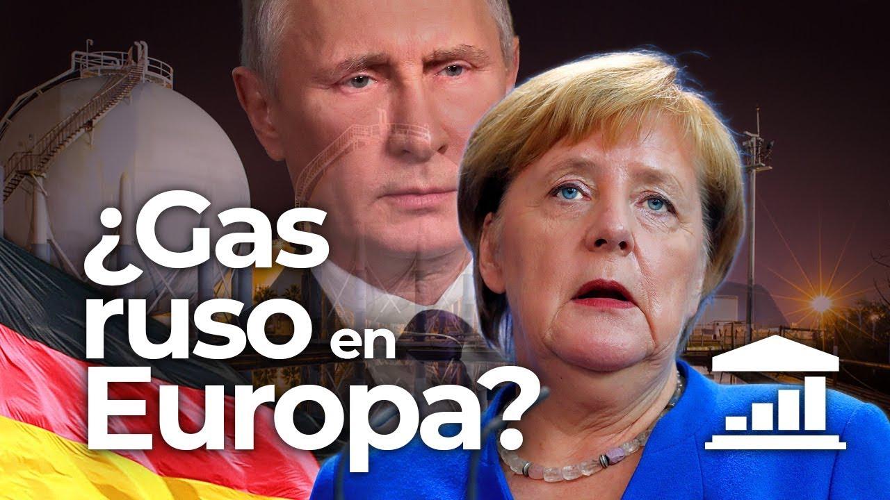 ¿Por qué ALEMANIA depende del GAS RUSO? – VisualPolitik – YouTube