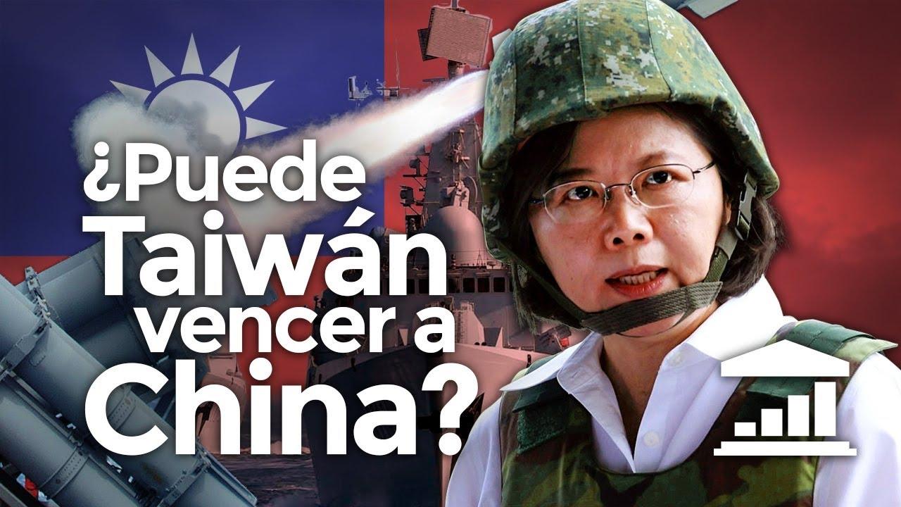 TAIWÁN, ¿La nueva ESTRATEGIA para derrotar a CHINA? – VisualPolitik – YouTube