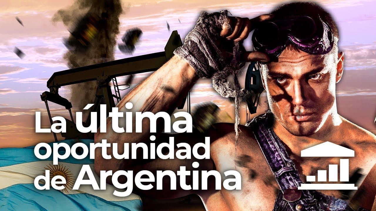 Vaca Muerta: ¿La última ESPERANZA de ARGENTINA? – VisualPolitik – YouTube