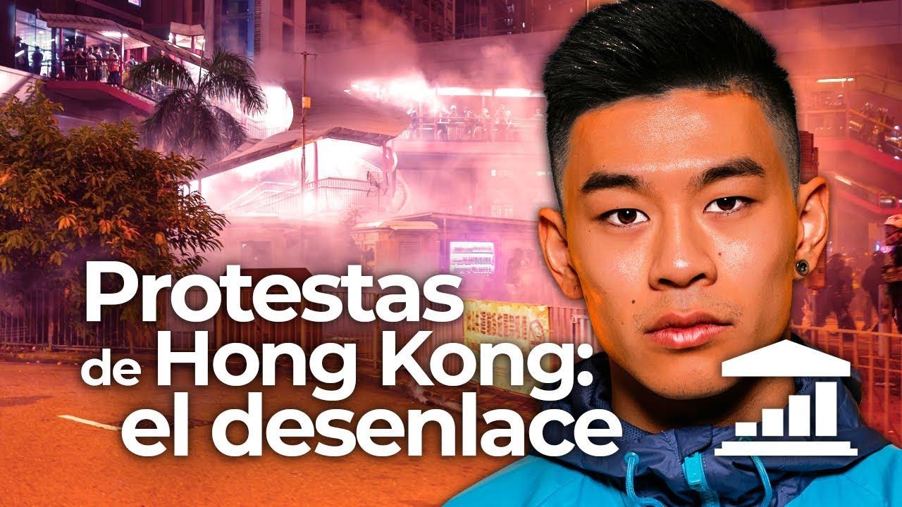 ¿Por qué HONG KONG ha dicho BASTA? – VisualPolitik – YouTube