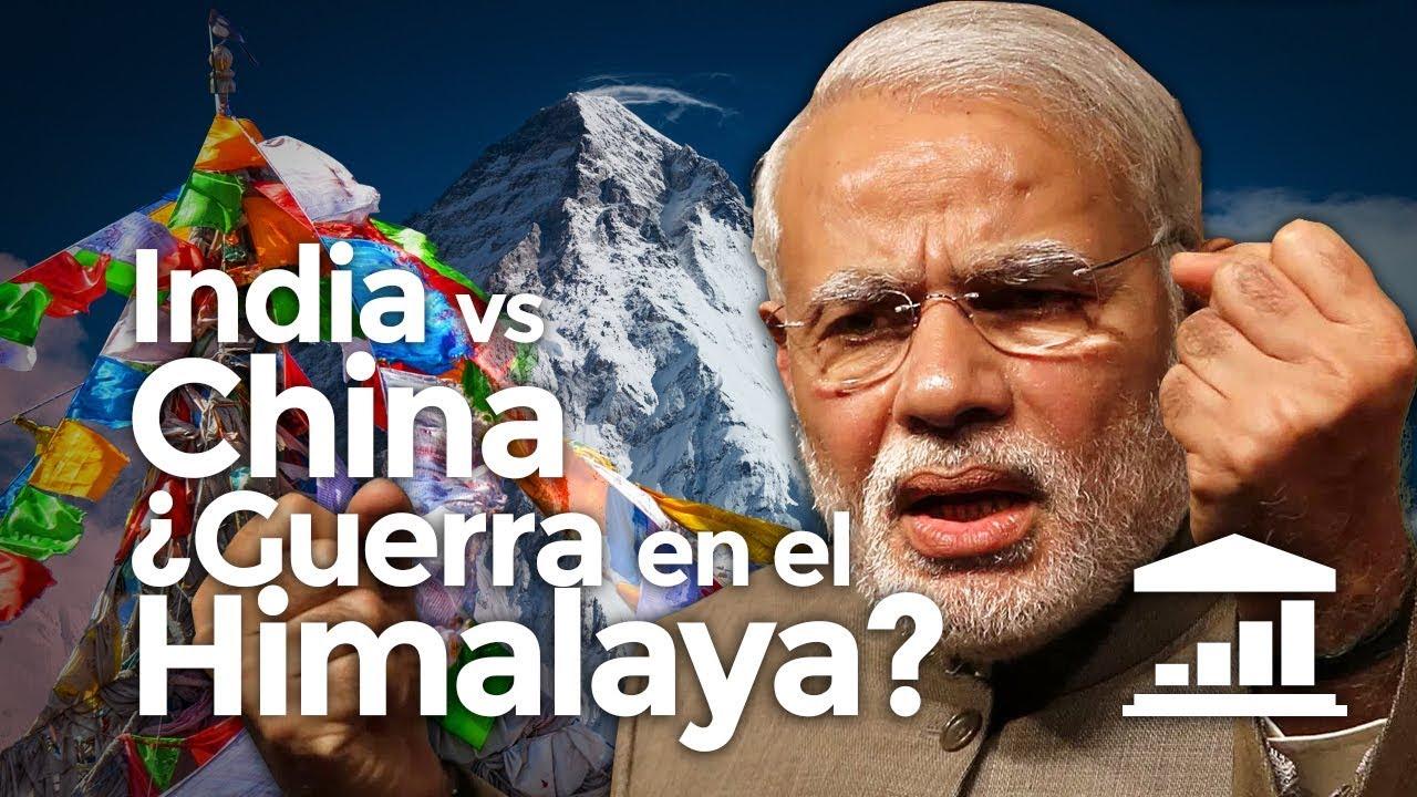 INDIA vs CHINA: ¿Guerra en el HIMALAYA? – VisualPolitik – YouTube