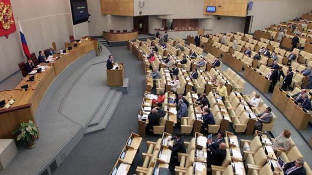 Rusia considerará «agente extranjero» a quien propague en internet con dinero foráneo