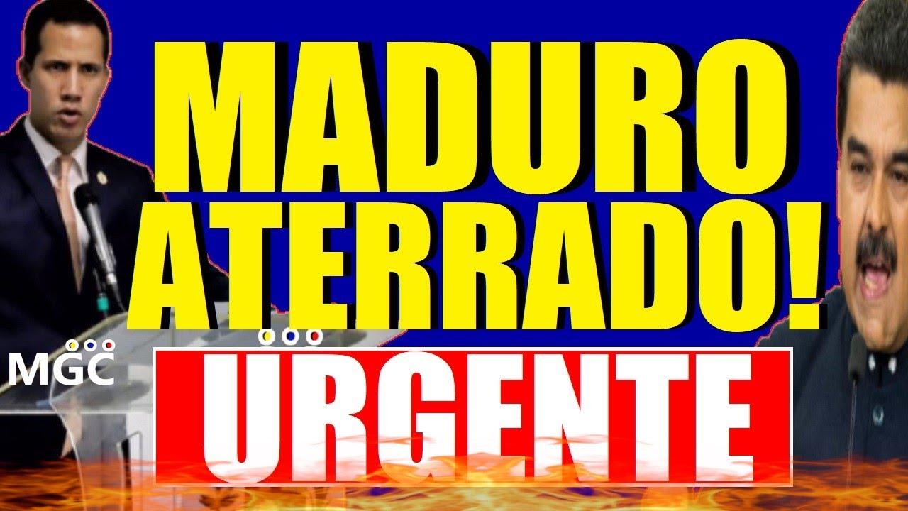 HACE UN MINUTO🔴 JUAN GUAIDO revela que se REUNIÓ con MILITARES de ALTO RANGO -MADURO DESESPERADO! – YouTube