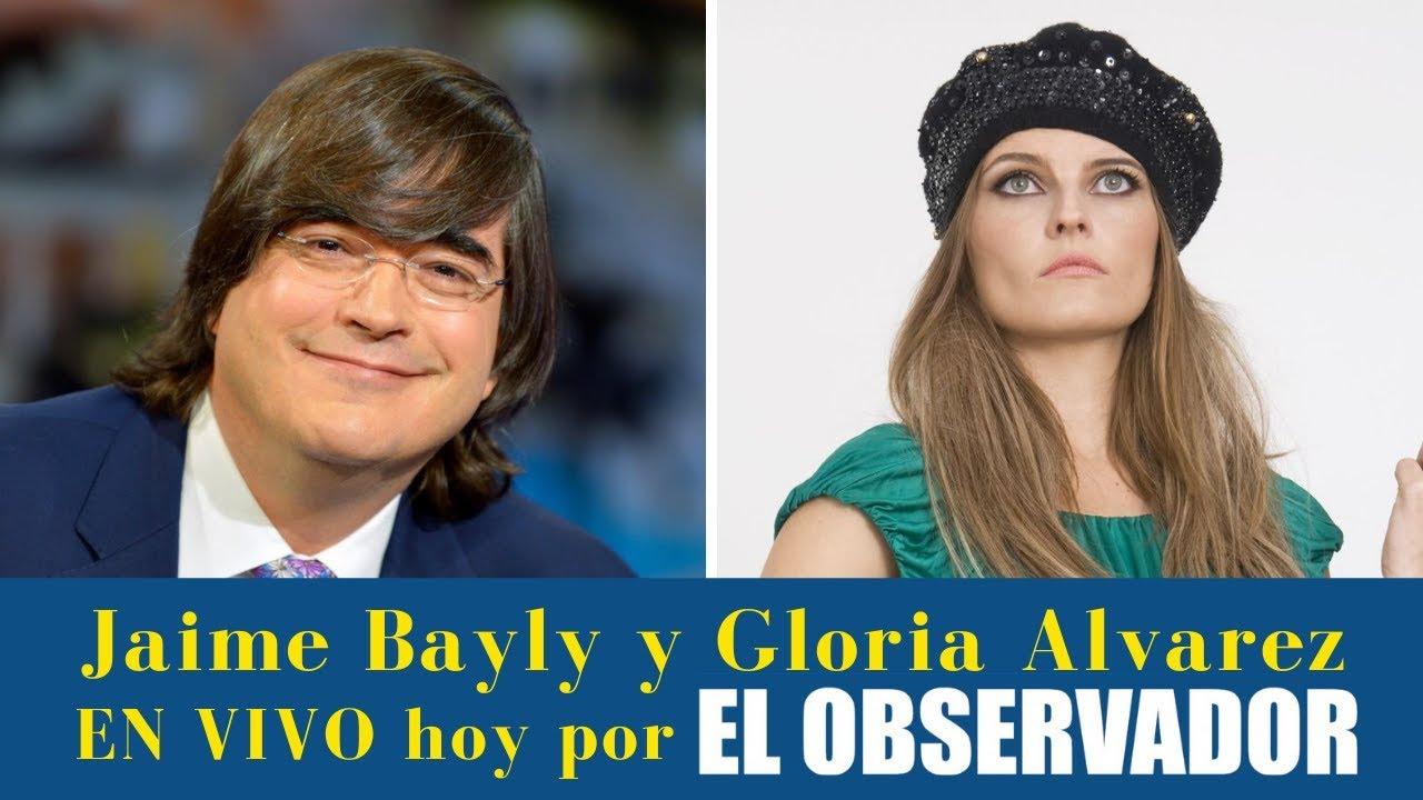 JAIME BAYLY EN VIVO MARTES 10 DE DICIEMBRE DEL 2019 CON GLORIA ALVAREZ – YouTube