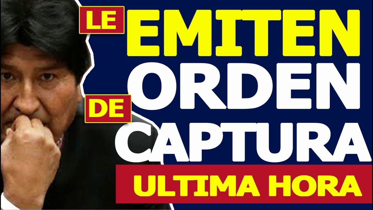 🔴 NOTICIAS DE BOLIVIA HOY 15 DICIEMBRE 2019 Bolivia Emite Orden de Captura Contra Evo Morales – YouTube