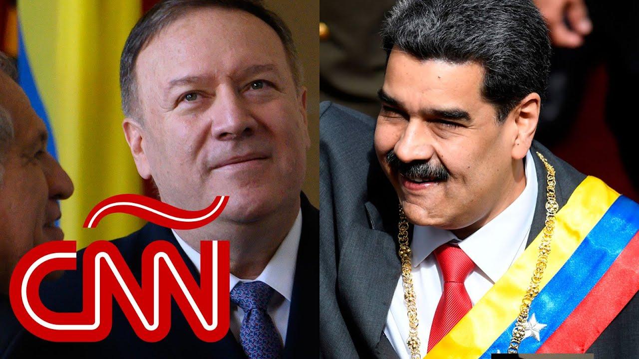 Maduro continuaría en el poder durante este año 2020, según expectativas en el plan de Pompeo – YouTube