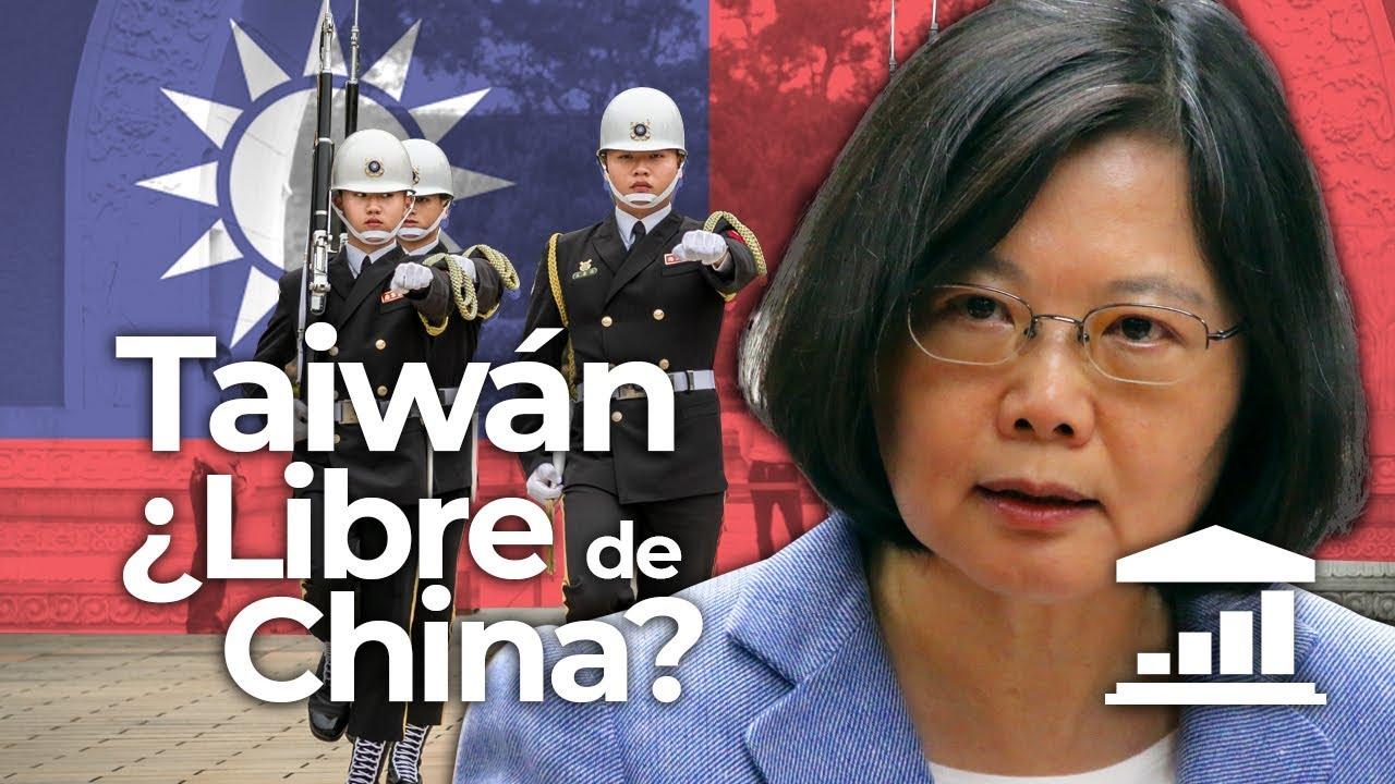 ¿Por qué (casi) NINGÚN país RECONOCE a TAIWÁN? – VisualPolitik – YouTube