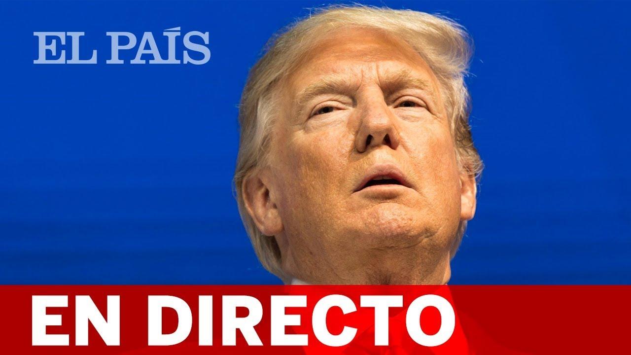 DIRECTO | Discurso de TRUMP en el FORO DE DAVOS – YouTube