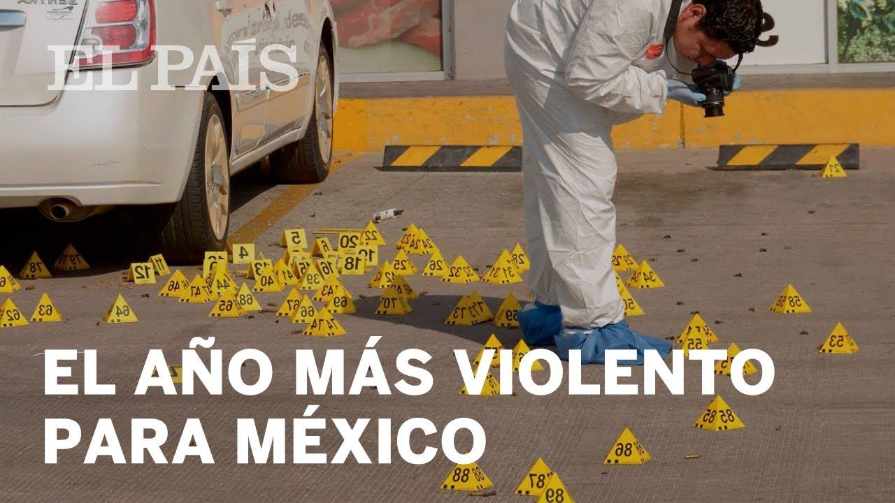 2019 el año MAS VIOLENTO en la historia reciente de MÉXICO – YouTube
