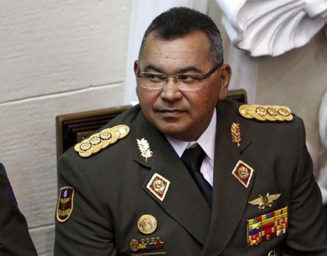 Néstor Reverol fue ascendido por el régimen de Maduro al grado de General en Jefe de la Fanb
