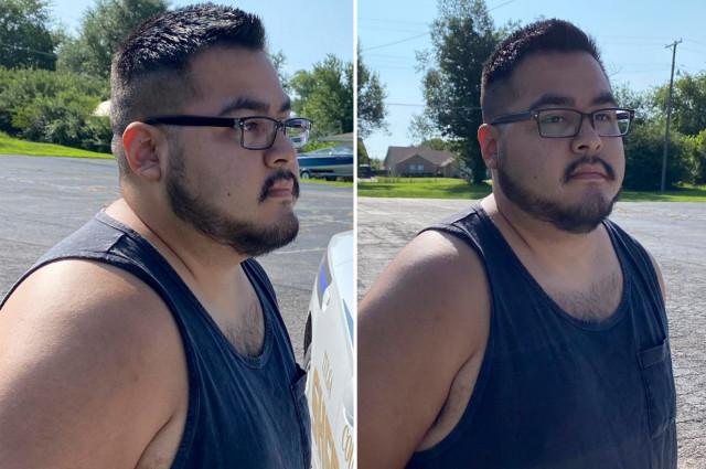 ¡Se cayó con los kilos! Pervertido de Oklahoma envió fotos a una adolescente para tener sexo