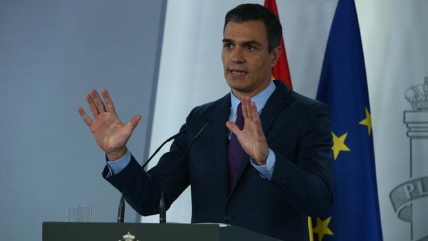 Sánchez afirma ahora que subirá impuestos, cuando se consolide la recuperación y recupere el PIB